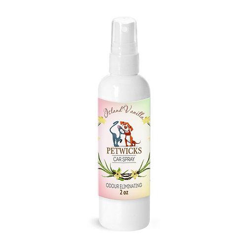 Island Vanilla- 2oz Room or Auto Spray