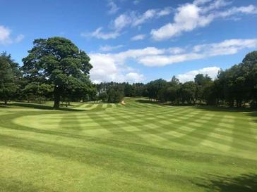 Lurgan Golf Club Course