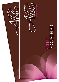 Allure House Of Beauty Gift Voucher