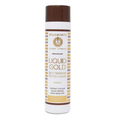 LIQUID GOLD SELF TANNING