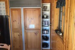 Réfrigérateur et congélateur commercial