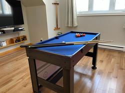 Table multi-sports - billard