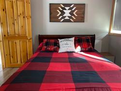 Chambre #1 avec lit queen au RDC