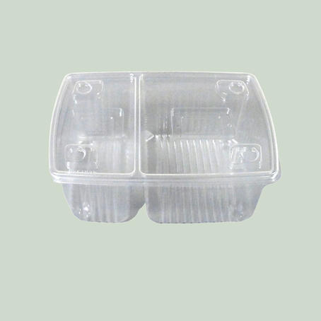 Tubs & Lids for Ready Made Meals