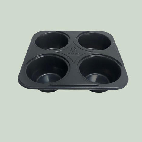 4 Count Bakeable Muffin Pan