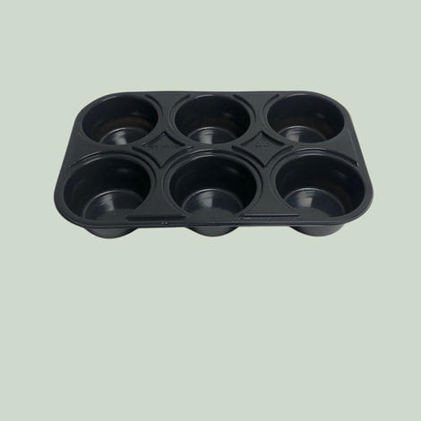 6 Count Bakeable Muffin Pan