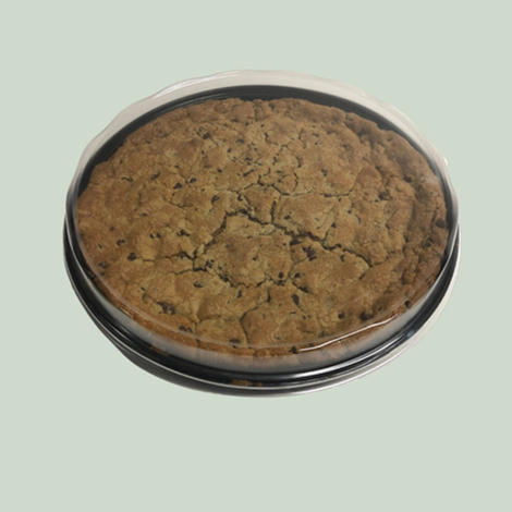 12 inch Bakeable Message Cookie Pan & Lid