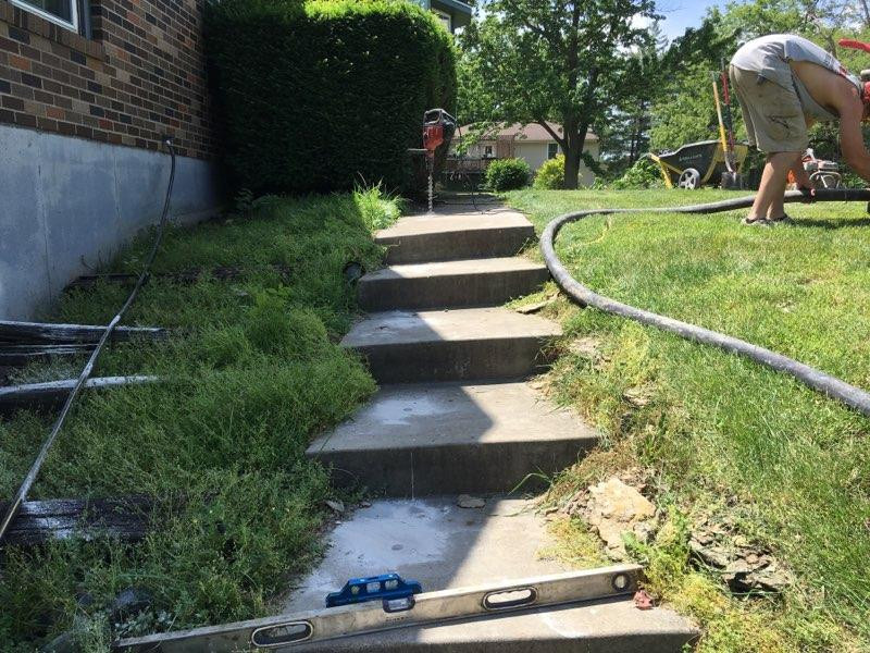 Leveling The Stairs