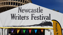 My day as a real proper author at the Newcastle Writers Festival 2018