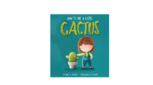 Look! Look! It's my new book! 'How To Hug a Cactus'!