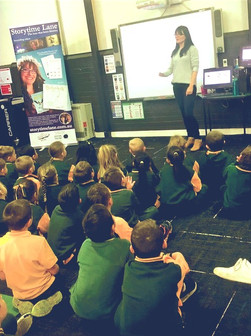 Author Talk at Wyong Public School