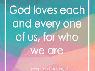 Prayers from Sunday 16th Feb