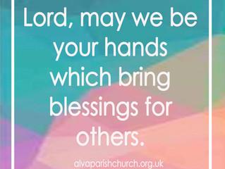 Sunday 8th September Reading and Prayer