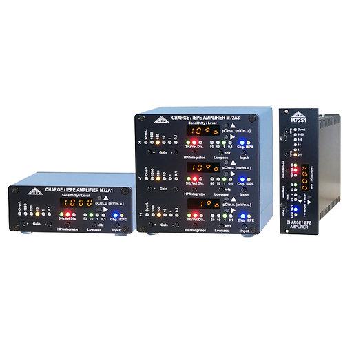 Wzmacniacze sygnału M72 dla czujników wibracji