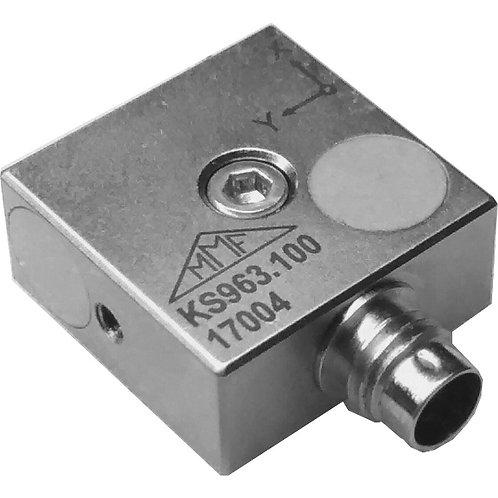 Uniwersalny akcelerometr trójosowy KS963