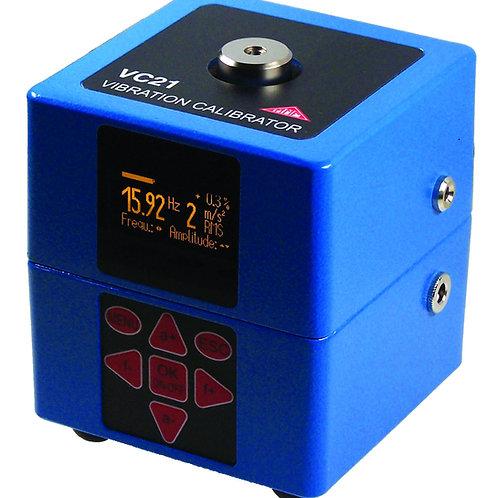 Kalibrator / zadajnik wibracji VC20/VC21