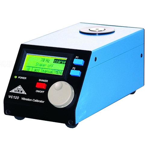 Kalibrator / zadajnik wibracji VC120 regulacja częstotliwości