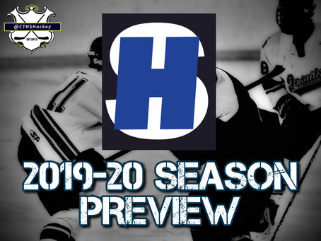 2019-20 Season Preview: Hall-Southington