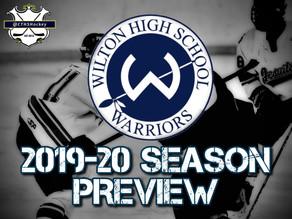 2019-20 Season Preview: Wilton