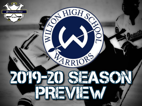 2019-20 Season Preview: Wilton