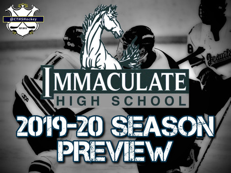 2019-20 Season Preview: Immaculate