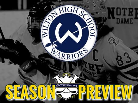 2020-21 Season Preview: Wilton Warriors
