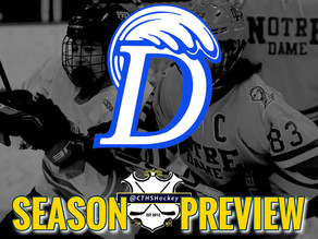 2020-21 Season Preview: Darien Blue Wave