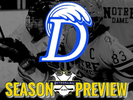 2020-21 Season Preview: Darien Blue Wave