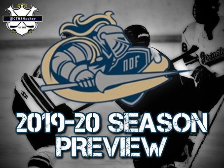 2019-20 Season Preview: Notre Dame-Fairfield