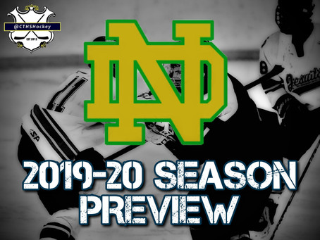 2019-20 Season Preview: Notre Dame-West Haven