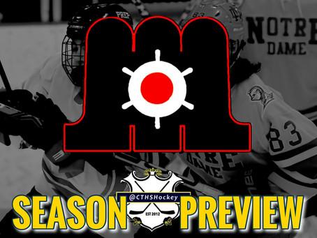2020-21 Season Preview: Milford Co-op Mariners