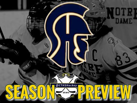 2020-21 Season Preview: Simsbury Trojans