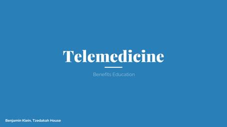 Benefits Education: Telemedicine