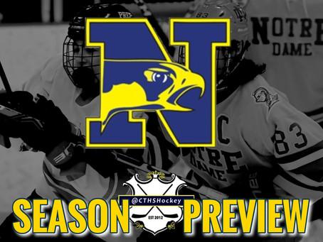 2020-21 Season Preview: Newtown-New Fairfield Nighthawks