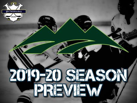 2019-20 Season Preview: New Milford