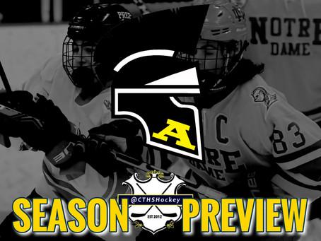 2020-21 Season Preview: Amity Spartans