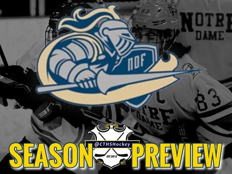 2020-21 Season Preview: Notre Dame-Fairfield Lancers