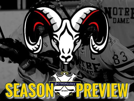 2020-21 Season Preview: Cheshire Rams