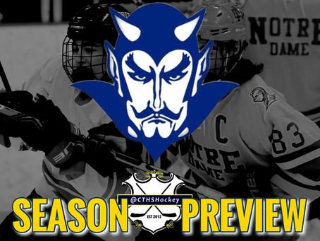 2020-21 Season Preview: West Haven Blue Devils