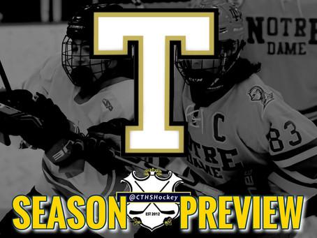 2020-21 Season Preview: Trumbull Eagles