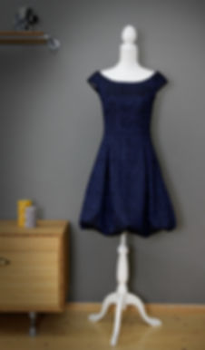 Vintage Hochzeitskleid byTanja Leydermann