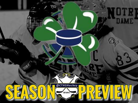 2020-21 Season Preview: Northeastern Shamrocks