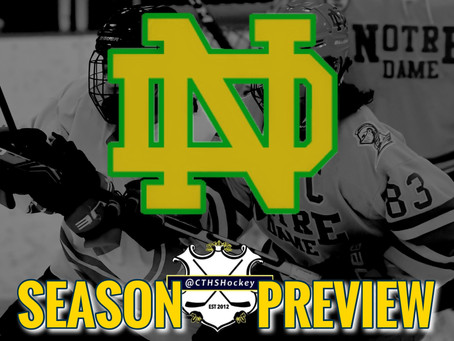 2020-21 Season Preview: Notre Dame-West Haven Green Knights