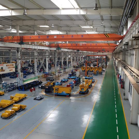 Shantui factory