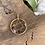 Thumbnail: Pingente de Estrela 7 Chakras Dourado (peça única)