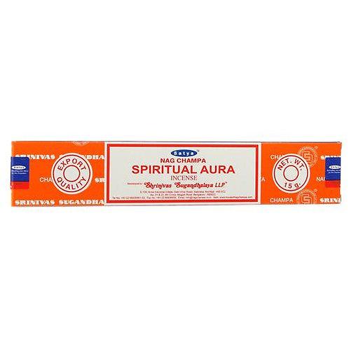 Incenso Indiano Massala Satya - Spiritual Aura