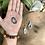 Thumbnail: Pingente Geodo de Ágata tons escuros