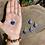 Thumbnail: Pingente de Lápis Lazuli Rolado