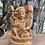 Thumbnail: Estátua de Shiva em Madeira