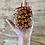 Thumbnail: Caixa Indiana Preta com Laranja